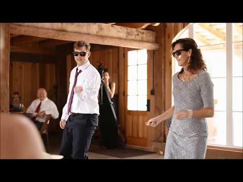 Epic Mother & Son Wedding Dance