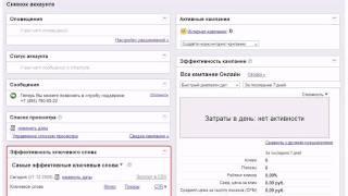 Навигация по аккаунту в Google Adwords (8/8)