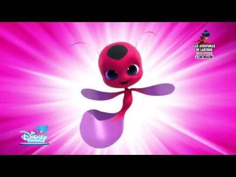 Miraculous LadyBug - Todas las Transformaciones (Castellano)