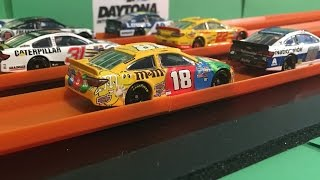 2017 Qualifying 1/10: Daytona Duels I Nascar Hot Wheels Cup Series Season 1