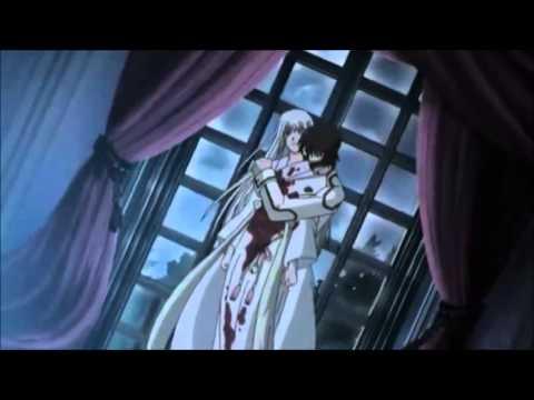 Kaname Kuran Haunted Evanescence (Vampire Knight AMV)