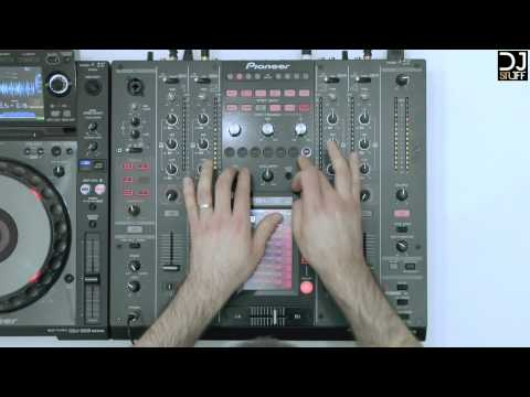 Démo Pioneer DJM-2000 Nexus