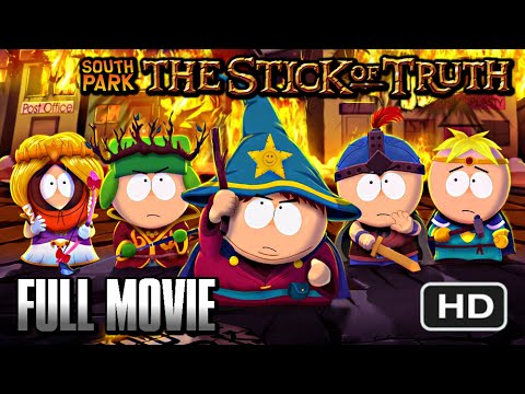 South Park: The Stick of Truth · FULL MOVIE [HD]