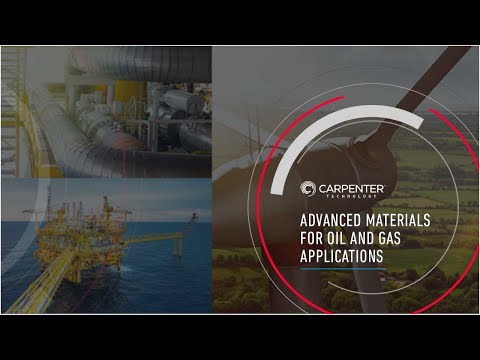 Advanced Materials for Oil and Gas Applications