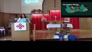 Sunday Worship June 6th