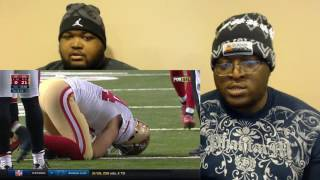 J&B Army Reacts: 49ers vs. Falcons | NFL Week 15 Game Highlights