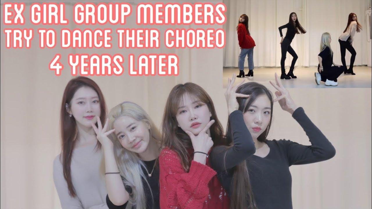 Ex-Kpop Girl Group Members Dance to Their Choreo 4 Years Later |soobeanie_ MyTub.uz