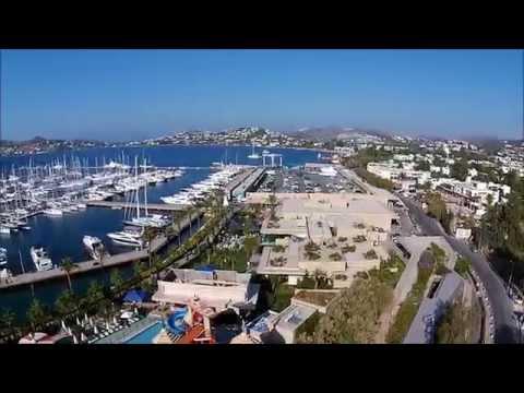 Palmarina Bodrum / Billionaire Club - Yalikavak old town