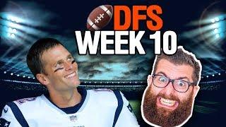 DFS Week 10 Picks NFL (2018)