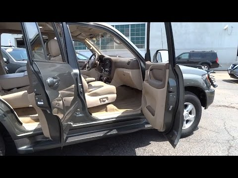 2000 Toyota Land Cruiser Skokie, Highland Park, Glenview, Chicago, Park Ridge, IL SP9777A