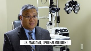 Ophthalmic Eye Surgery with specialist Dr. Mariano | Lakewood Surgery Center in Grand Rapids, MN