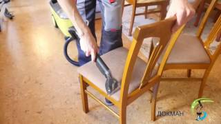 Химчистка мебели на дому Докман СПб(, 2017-02-14T21:53:32.000Z)