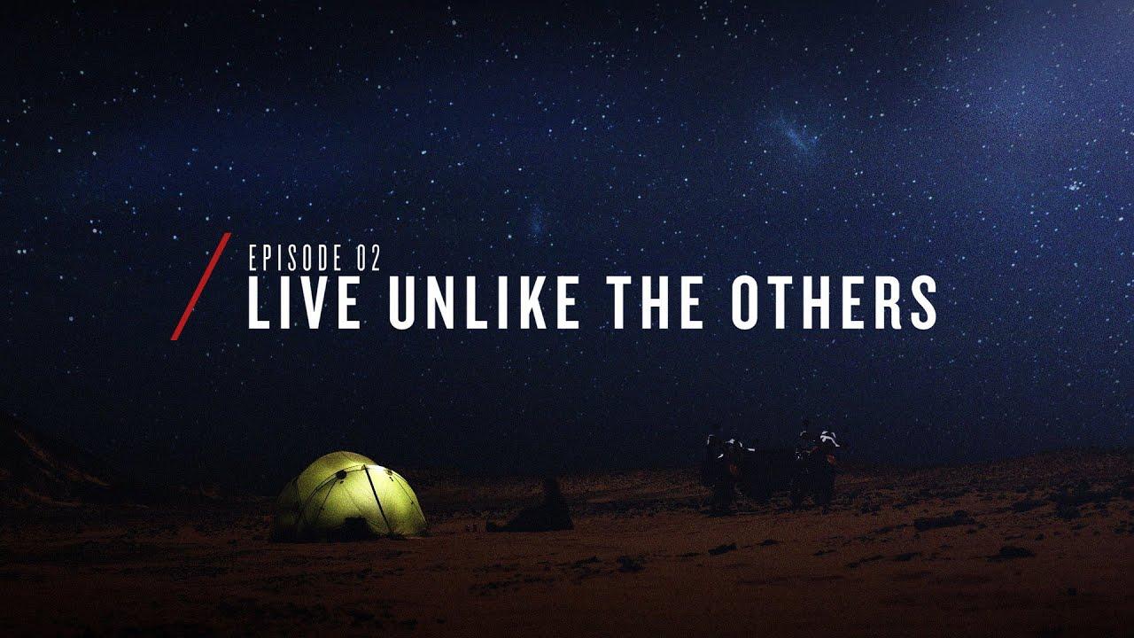 画像: True Adventure – Episode 2 / Live Unlike The Others youtu.be