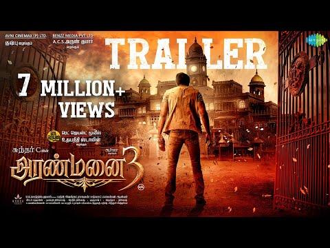 Aranmanai 3 - Official Trailer   Arya   Raashi Khanna   Sundar C   C. Sathya