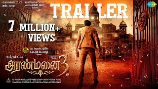 Aranmanai 3 - Official Trailer | Arya | Raashi Khanna | Sundar C | C. Sathya
