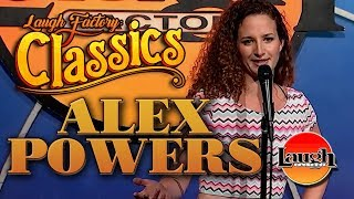 Alex Powers   I Really Am A Lesbian   Laugh Factory Classics   Stand Up Comedy