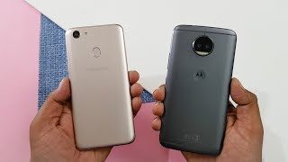 Oppo F5 vs Moto G5s Plus SPEED TEST | Which Is Faster !