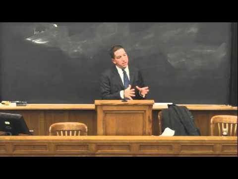 Glenn Greenwald at Yale Law School -