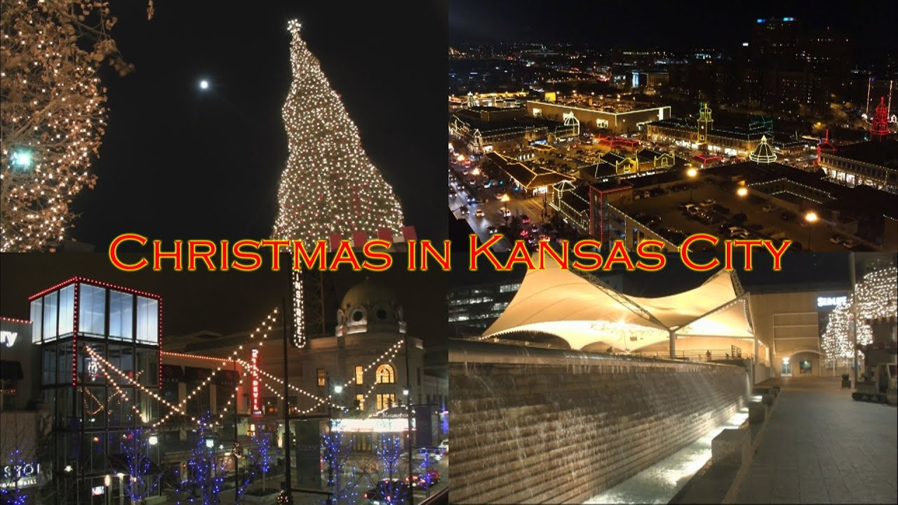 Christmas in Kansas City (Plaza, Crown Center, Power & Light and ...