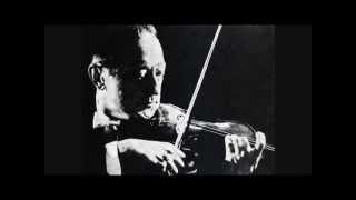 チャイコフスキー ヴァイオリン協奏曲ニ長調のカデンツアをハイフェッツ...