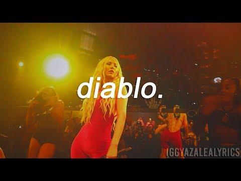 Iggy Azalea - Diablo ('Surviving The Summer' Snippet) (Lyrics)
