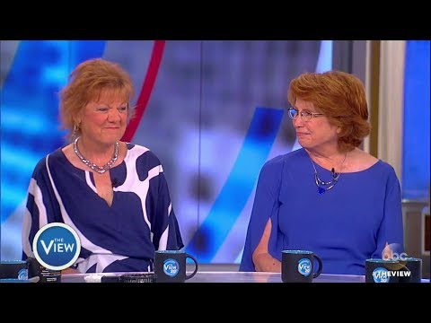Abbie Schaub and Gemma Hoskins Discuss Docuseries 'The Keepers'  The View