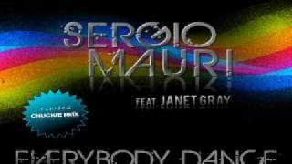 sergio mauri - everybody dance MAIN MIX.wmv