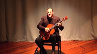 Anthony Garcia - Classical Guitar Improvisation on the Song of the Chanter