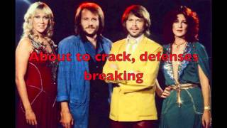 ABBA Under Attack Lyrics
