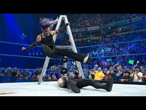 The Undertaker vs. Jeff Hardy - Extreme Rules Match: SmackDown, Nov 14, 2008