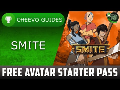 SMITE – How to Get FREE Avatar Starter Pass (Xbox One)