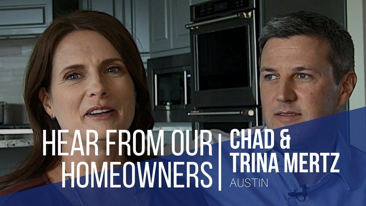 Austin Homeowner Review David Weekley Homes Youtube