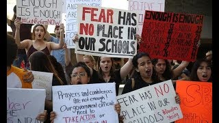 Students Desperate to Fix Gun Safety Disaster