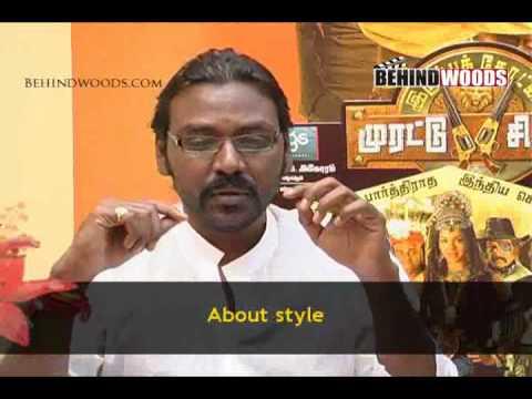 raghava lawrence - Interview (IKMS).wmv