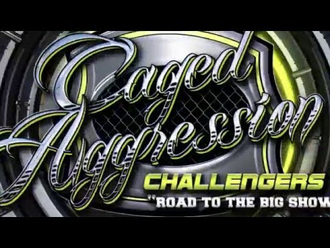 """Caged Aggression Challengers 4 """"Road to the Big Show"""" Fight 1. Geoff Bell vs Chris Brown"""