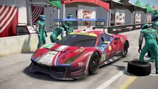 Project Cars 2   Watkins Glen GTE Battle