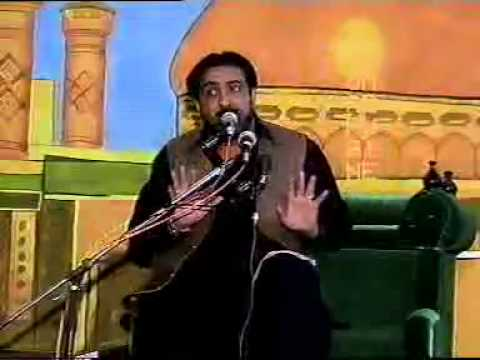 Meraj Un Nabi (sawaw) - Allama Ghazanfar Abbas Tonsvi