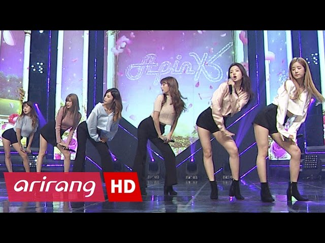 Simply K-Pop _ Apink(에이핑크) _ Only one(내가 설렐 수 있게) _ Ep.236 _ 102116