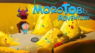 [동화책 읽어주기] 괴물이 된 소년의 이야기 (Morotobi's Adventure, 영어 버전)