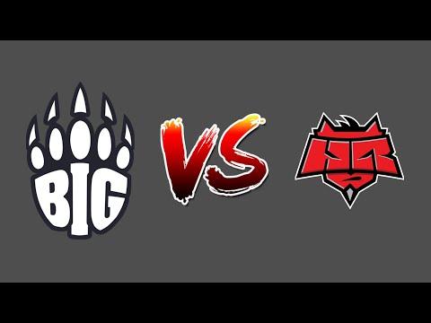 [Ru] Big vs HellRaisers | HR