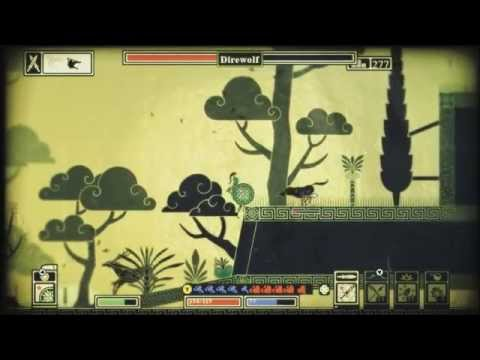 Apotheon Part 7: Let's hunt everything in the forest!
