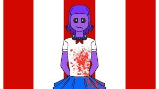 Minecraft Fnaf Purple Guy Yandere Simulator (Minecraft Roleplay)