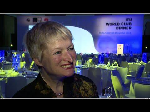 Rita Gunther McGrath, Associate Professor, Columbia Business School  @ ITU TELECOM WORLD 2014