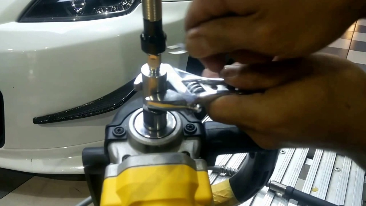 AUTOTRIZ Nano Polisher Kit 2.0 Troubleshooting - YouTube