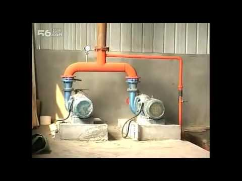 Lignin pulping process, wheat straw pulping process