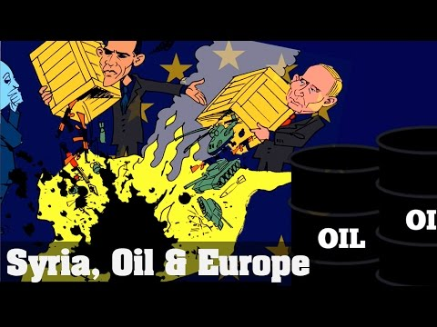 How the Syrian Crisis is REALLY about Oil and Europe | REAL MATTERS