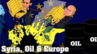 Baixar How the Syrian Crisis is REALLY about Oil and Europe | REAL MATTERS