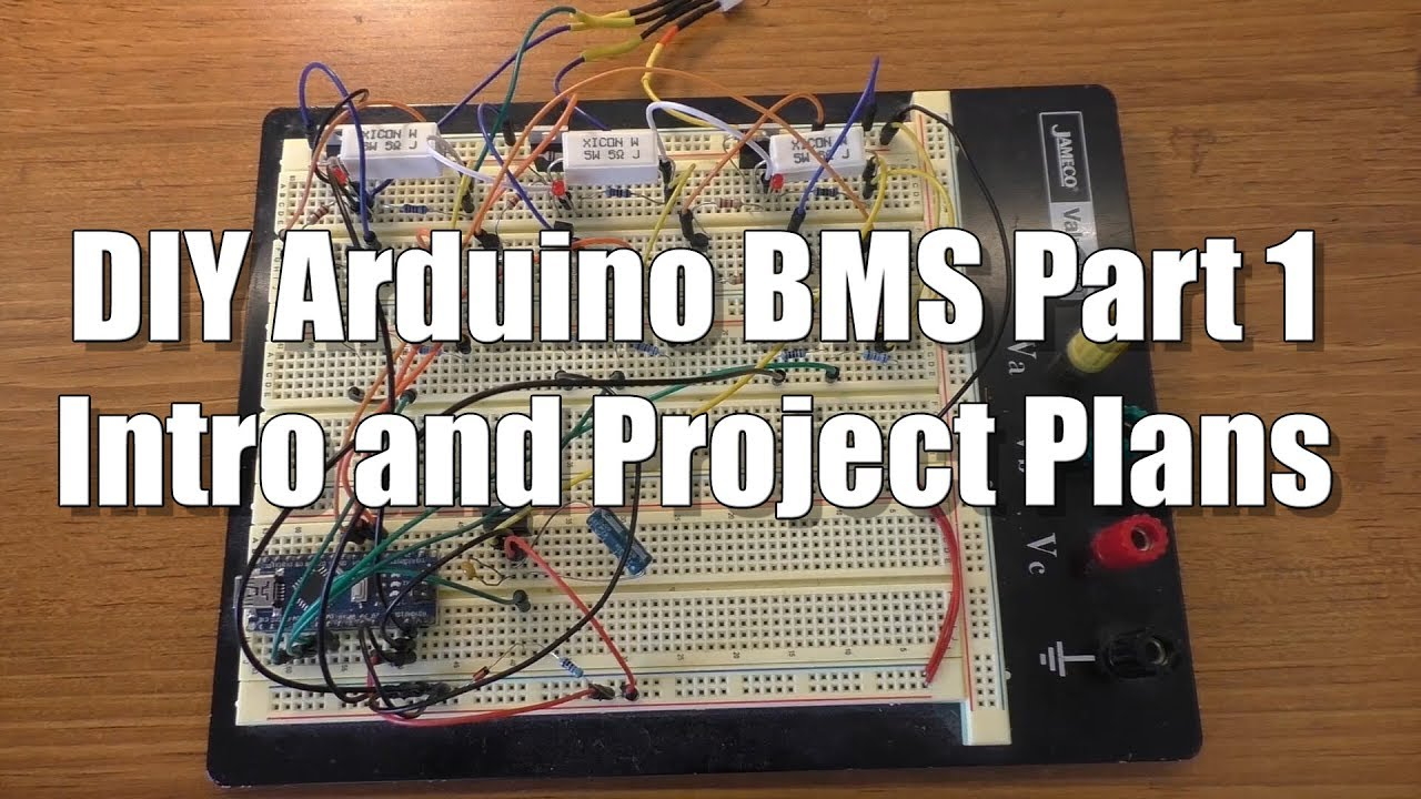 Arduino BMS #1: Project Intro