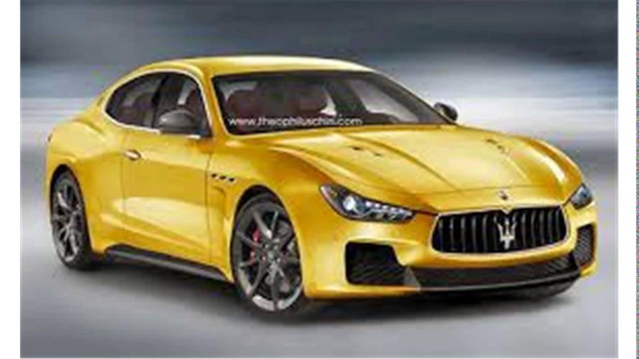 Maserati 2 door