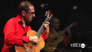 Pablo Marquez plays L.Narváez: 3 Fantasias + Cancion Del Imperador (Movimento Violão)